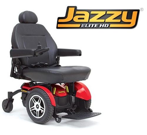 Jazzy Elite HD