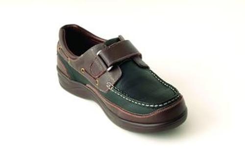 stridelite harbor diabetic boat shoe
