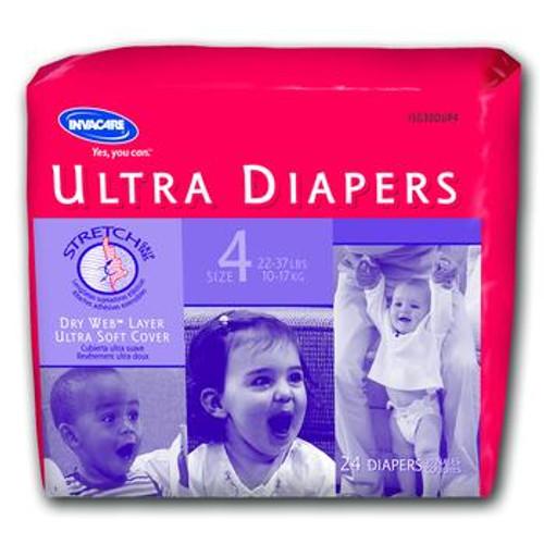 Invacare Disposable Ultra Children's Diaper