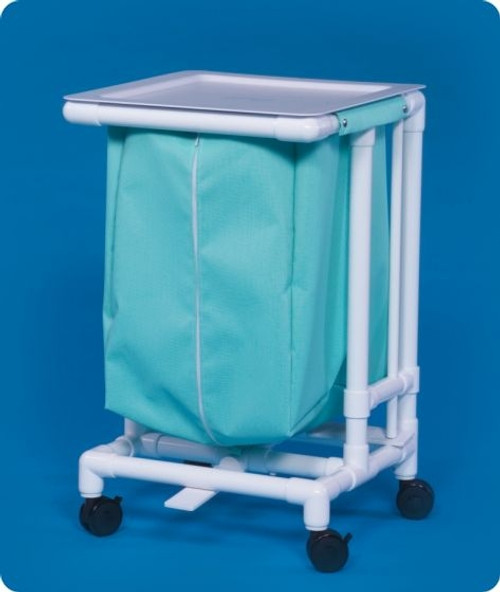 Jumbo Linen Hamper with Foot Pedal