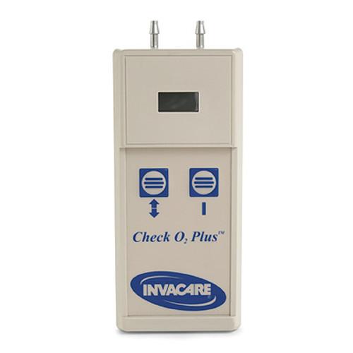 Check 02 Plus Oxygen Analyzer