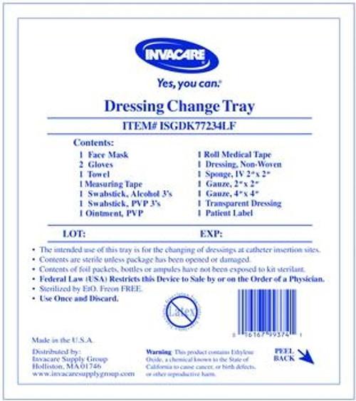 central line dressing change kit