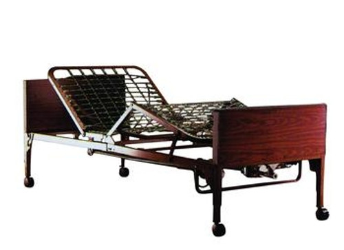 Full Electric Home Care Bed Package 1