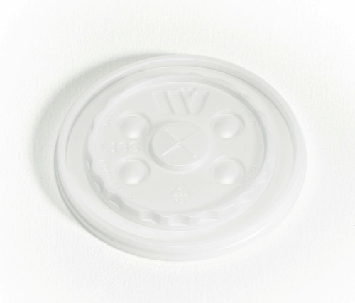 Wincup Translucent, Straw Slotted, Disposable Lids
