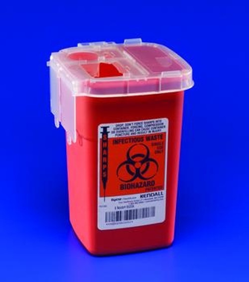 sharpsafety autodrop phlebotomy container