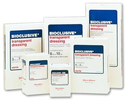BIOCLUSIVE Transparent Dressing - 2