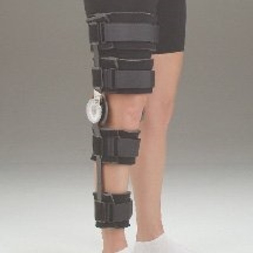 Knee Brace Transition* One Size Fits Most Loop Lock Closure Circumference Left or Right Knee