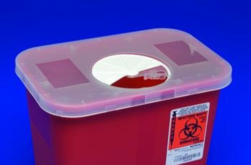 SharpSafety Multi-Purpose Sharps Containers