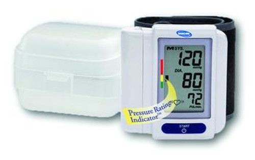 Deluxe Digital Wrist Blood Pressure Monitor
