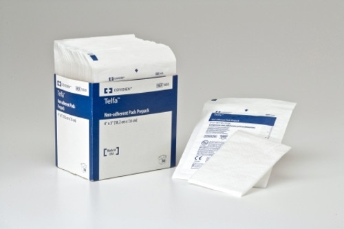 Non Adherent Dressing TelfaOuchless Cotton Sterile
