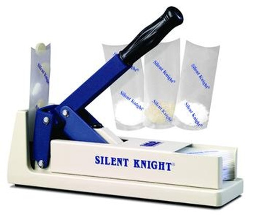 silent knight tablet crushing machine