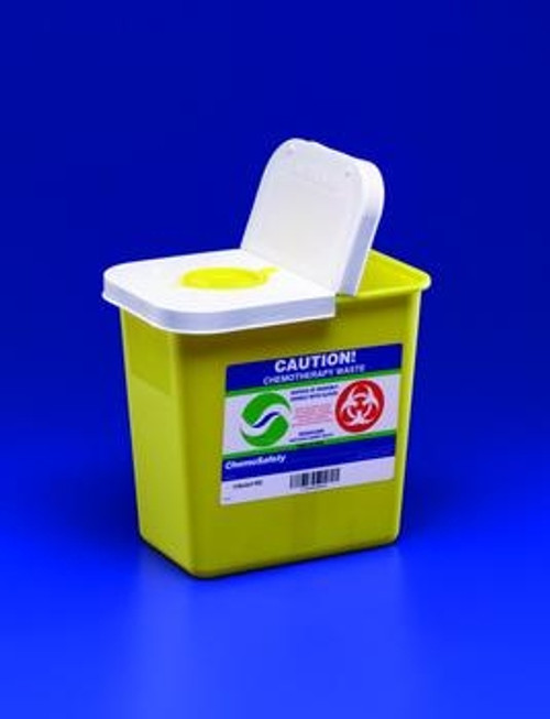 sharpsafety chemotherapy sharps container