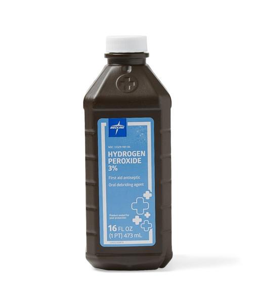 3% U.S.P Hydrogen Peroxide