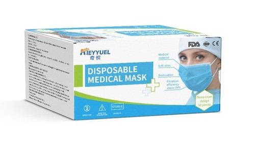 Kieyyuel Disposable Protective Mask