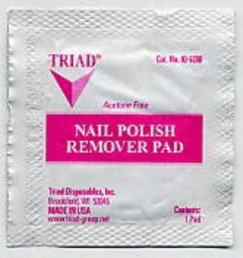 Medical Action Industries Nail Polish Remover