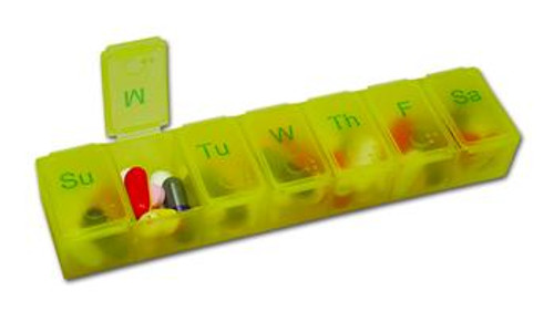 Invacare Large 7 Day Pill Box