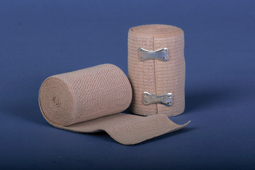 Soft Wrap Elastic Bandages - Non-Sterile