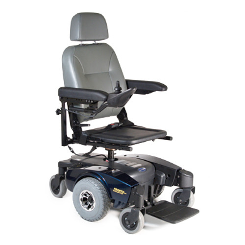 Pronto M51 Power Wheelchair - Van Seat w/ Solid Base