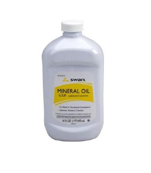 First Aid Only Inc. Swan Mineral Oil