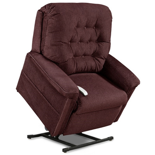 Heritage LC-358 Line 3-Position Lift Chair Recliner - Petite Wide