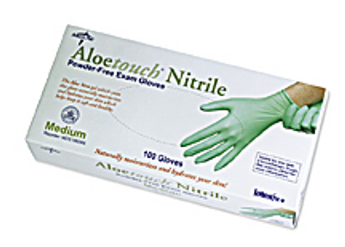 Aloetouch Nitrile Exam Gloves
