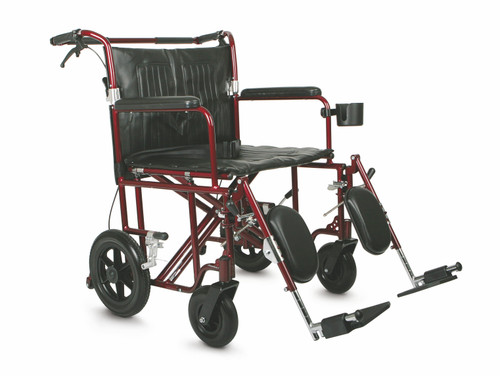 Ultralight Bariatric Transport Chair
