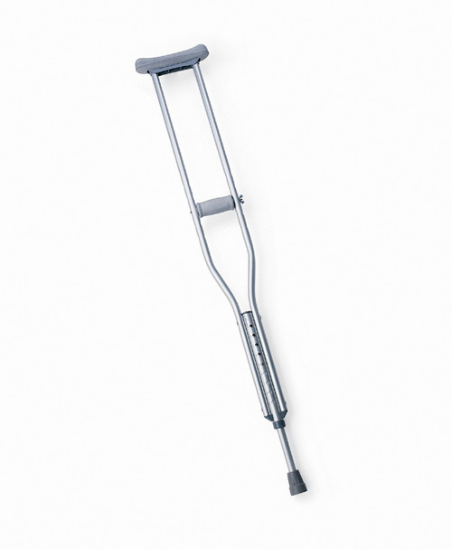 Push Button Crutches