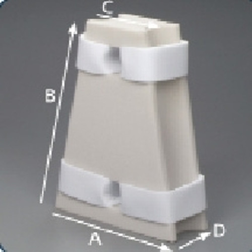 DeRoyal Hip Abduction Pillow 1