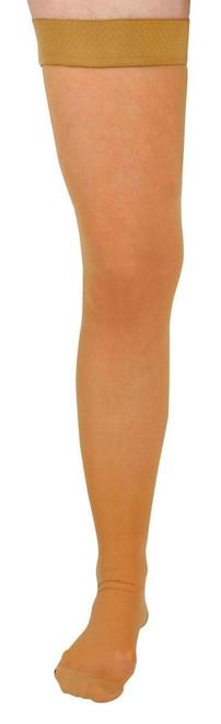 CURAD Thigh-High Compression Hosiery, Beige