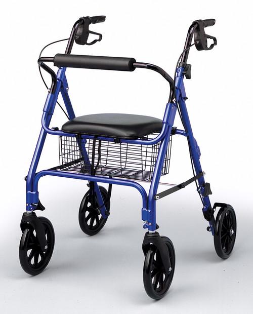 Rollator - Blue