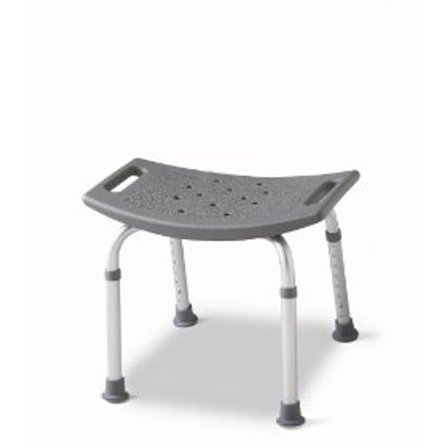 Bath Bench Without Back - Assembled
