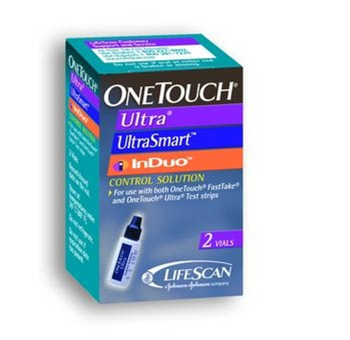 OneTouch Ultra Control Solution 2