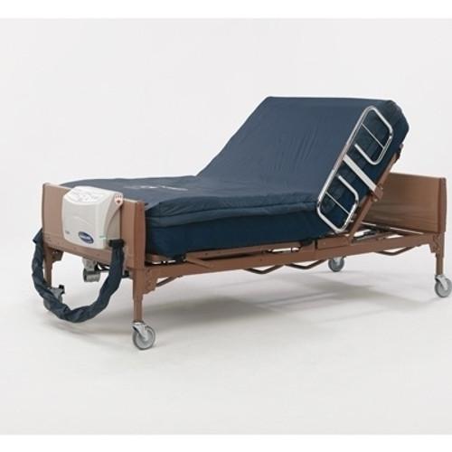 MA80 microAIR True Low Air Loss Bariatric Therapeutic Mattress w/ Blower