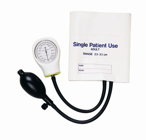 Single Patient Use Aneroid Sphygmomanometer