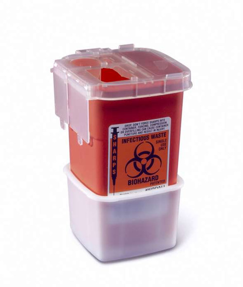 Phlebotomy Sharps Containers - 1 qt