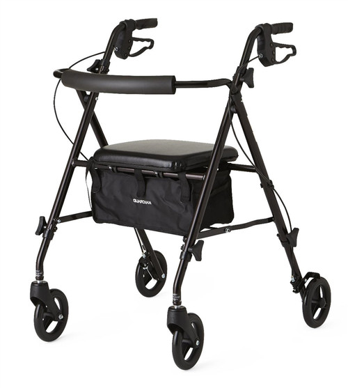 "Ultralight Rollator with 6"" Wheels"