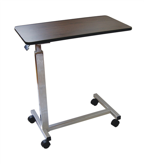 Laminate Top Overbed Table