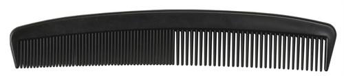 Plastic Combs, Black