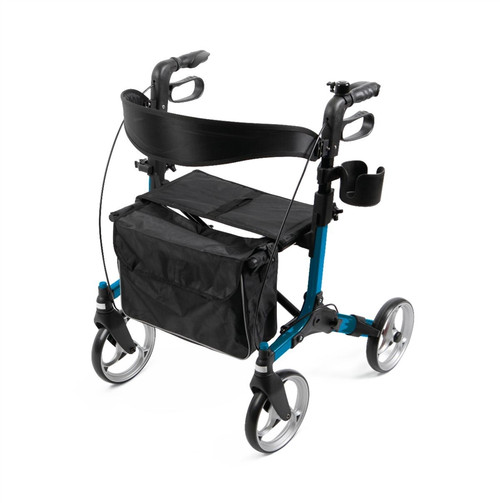 """Simplicity Rollator with 8"""" Wheels"""