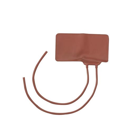 Two-Tube Blood Pressure Inflation Bag/Bladder, Adult