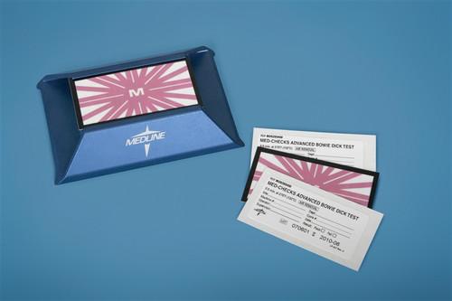 Bowie Dick Surgical Instrument Sterilization Test Cards