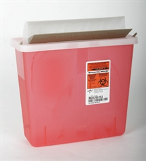 Sharps Container Refills - Red, 5 qt
