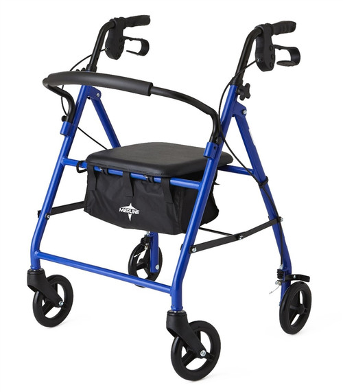 "Basic Rollator with 6"" Wheels"