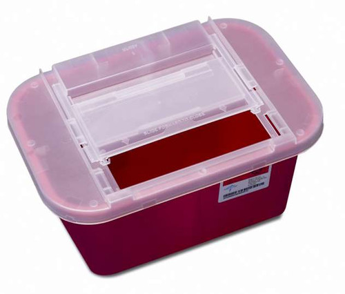 Sharps Containers - 1 gal, Wall/Free