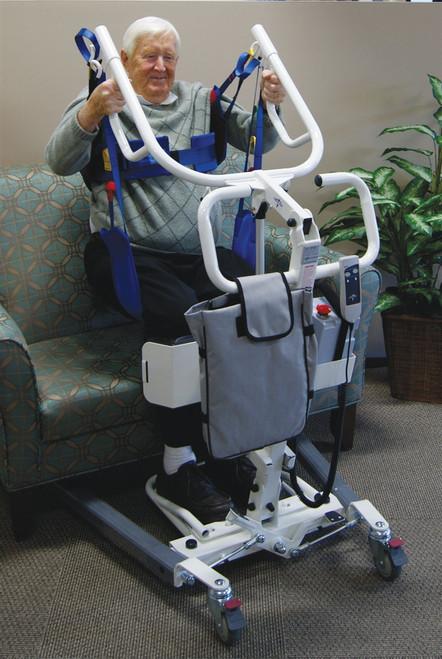 Strap Buttocks F/Stand Assist Patient Lift