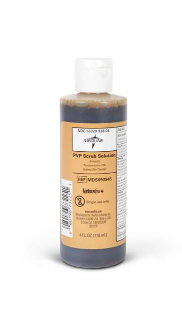 Providone Iodine Scrub Solutions