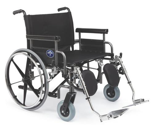 Shuttle Extra-Wide Wheelchair