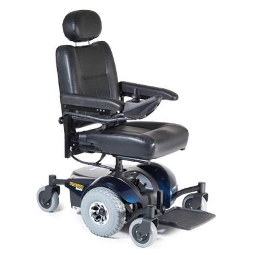 Pronto M41 Power Wheelchair - Office Style Seat
