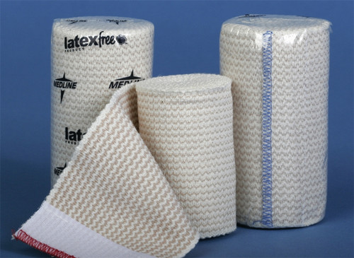 Non-Sterile Matrix Elastic Bandages, White
