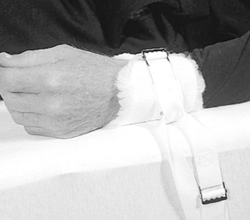 Padded Patient Safety Limb Holder